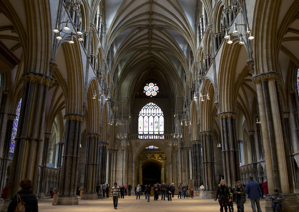 Lincoln Cathedral Nave