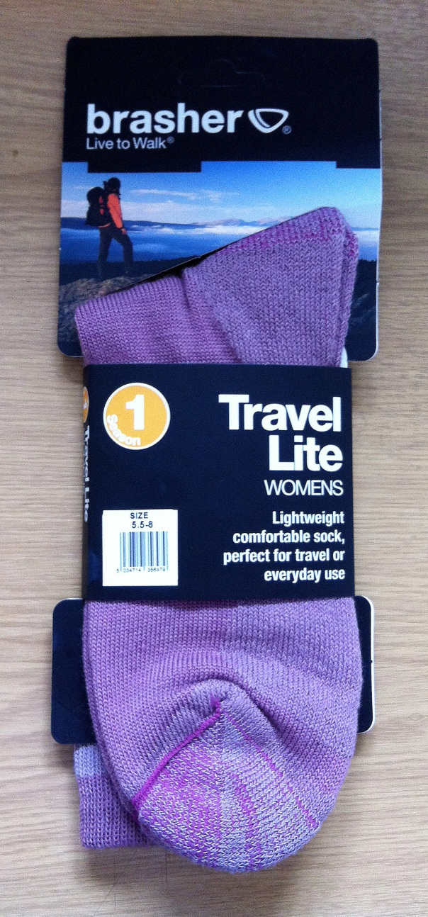 Brasher Travel Lite Socks